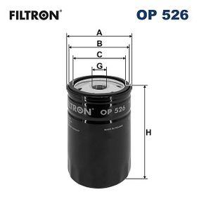 Filtre à huile Ø: 76,5mm, Diamètre intérieur 2: 71,5mm, Diamètre intérieur 2: 62,5mm, Hauteur: 96,5mm avec OEM numéro 5951865