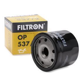 Filtro de aceite OP 537/2 STILO (192) 1.9 JTD ac 2006