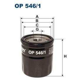 Ölfilter Ø: 77mm, Innendurchmesser 2: 71mm, Innendurchmesser 2: 62mm, Höhe: 85mm mit OEM-Nummer 4M5Q6714DA