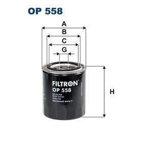 Ölfilter Ø: 83mm, Innendurchmesser 2: 63mm, Innendurchmesser 2: 55mm, Höhe: 98mm mit OEM-Nummer 15208AA110