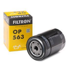 Φίλτρο λαδιού Ø: 93,5mm, Εσωτερική διάμετρος 2: 72,5mm, Εσωτερική διάμετρος 2: 62,5mm, Ύψος: 132mm με OEM αριθμός 068115561A