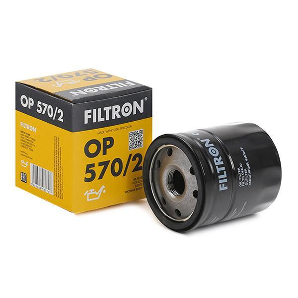 FILTRON  OP 570/2 Ölfilter Ø: 77mm, Innendurchmesser 2: 71mm, Innendurchmesser 2: 62mm, Höhe: 85mm