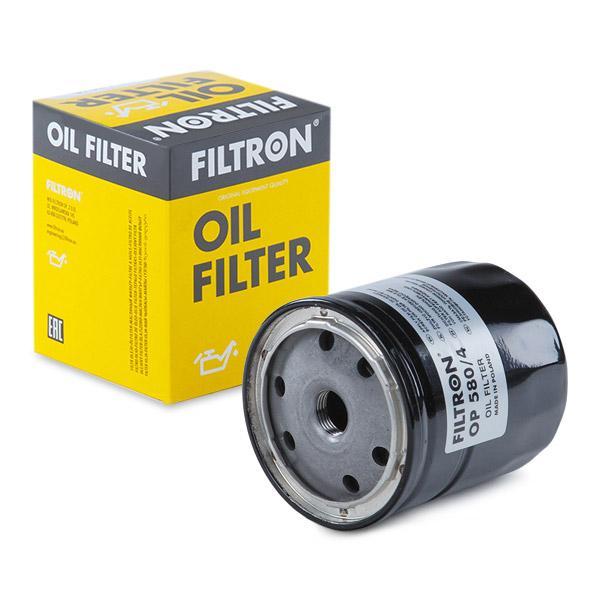 FILTRON  OP 580/4 Ölfilter Ø: 76mm, Innendurchmesser 2: 71mm, Innendurchmesser 2: 62mm, Höhe: 85mm