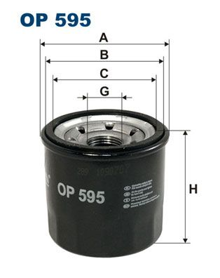 Article № OP 595 FILTRON prices