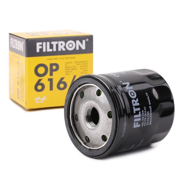 Ölfilter FILTRON OP616/3 Erfahrung