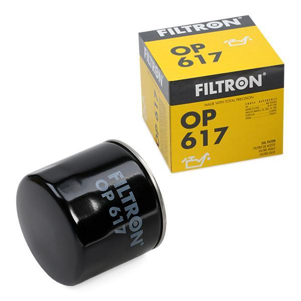 Filtro de Aceite FILTRON OP617 conocimiento experto