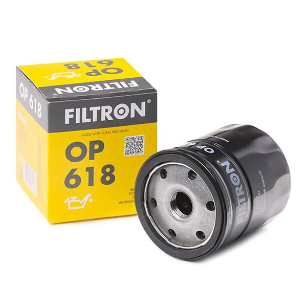 Ölfilter FILTRON OP618 Erfahrung
