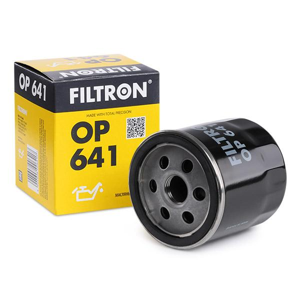 Ölfilter FILTRON OP641 Erfahrung