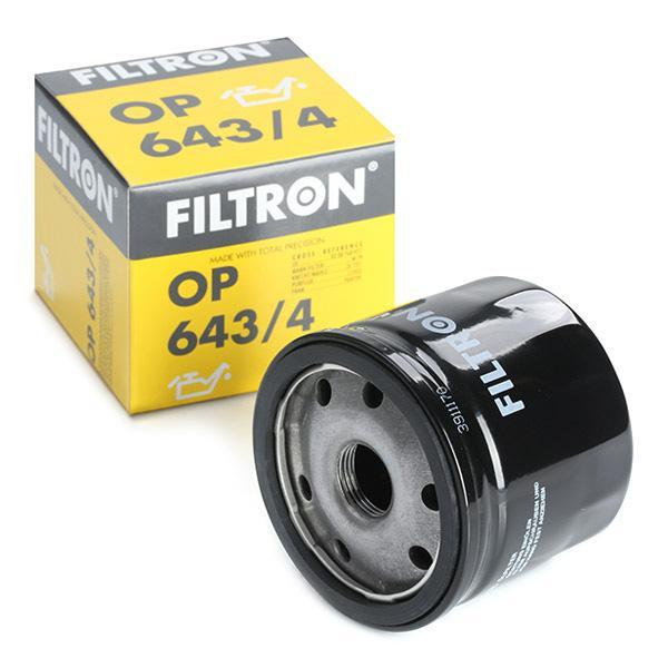 Oil Filter FILTRON OP643/4 expert knowledge