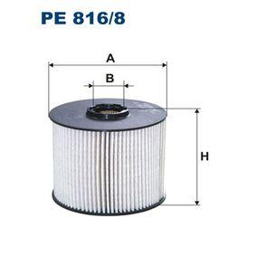 Fuel filter PE 816/8 3008 (0U_) 2.0 HDi MY 2014