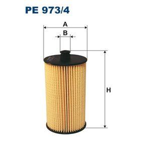 Kraftstofffilter PE 973/4 CRAFTER 30-50 Kasten (2E_) 2.5 TDI Bj 2007