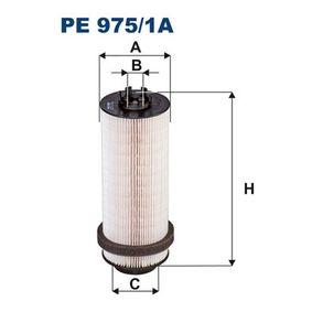 Kraftstofffilter Höhe: 250mm mit OEM-Nummer 1450184