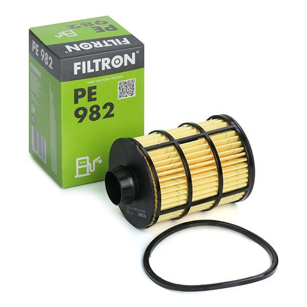 Filtro de Combustible FILTRON PE982 conocimiento experto