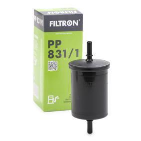 2016 Peugeot 3008 Mk1 1.2 Fuel filter PP 831/1