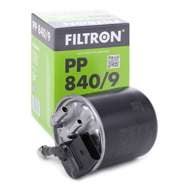 Inline fuel filter FILTRON PP840/9 expert knowledge