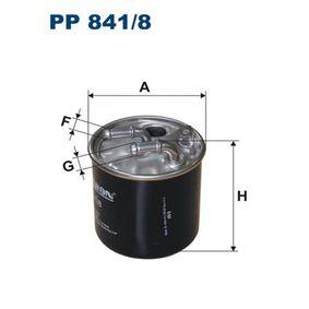 Fuel filter PP 841/8 E-Class Saloon (W212) E 350 CDI 3.0 MY 2015