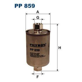 Fuel filter PP 859 3008 (0U_) 1.6 THP MY 2014