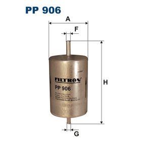 Kraftstofffilter Höhe: 164,5mm mit OEM-Nummer 77 00 820 376