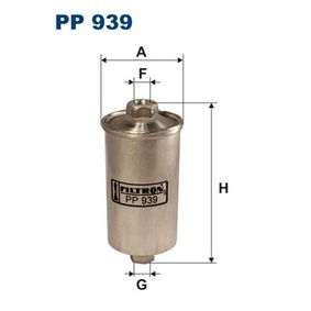 Горивен филтър PP 939 800 (XS) 2.0 I/SI Г.П. 1999