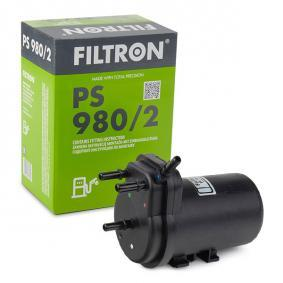 Fuel filter Height: 186mm with OEM Number 82 00 026 237