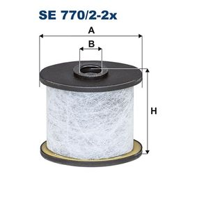 Filtro, Ventilazione monoblocco con OEM Numero 2992447