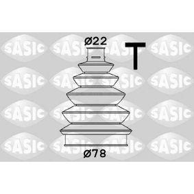 Faltenbalgsatz, Antriebswelle mit OEM-Nummer 04438-0D020