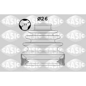 SASIC  1906086 Faltenbalgsatz, Antriebswelle