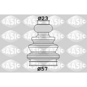 SASIC  1906097 Faltenbalgsatz, Antriebswelle