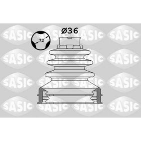 SASIC  1906104 Faltenbalgsatz, Antriebswelle