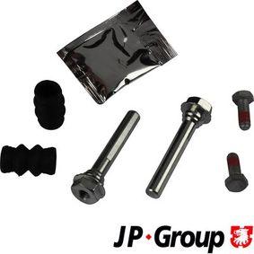 2009 Mercedes W169 A 200 CDI 2.0 (169.008, 169.308) Guide Sleeve Kit, brake caliper 1261951210