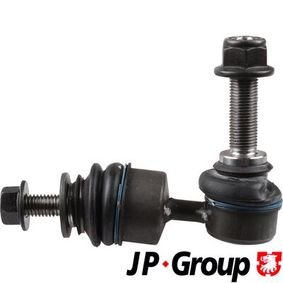 JP GROUP  1550501800 Koppelstange Länge: 76mm