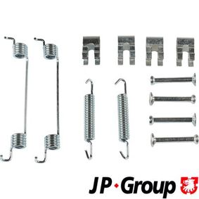 Accessory Kit, brake shoes 3364002210 PUNTO (188) 1.2 16V 80 MY 2000
