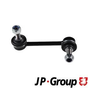 JP GROUP  3650504370 Koppelstange Länge: 120mm