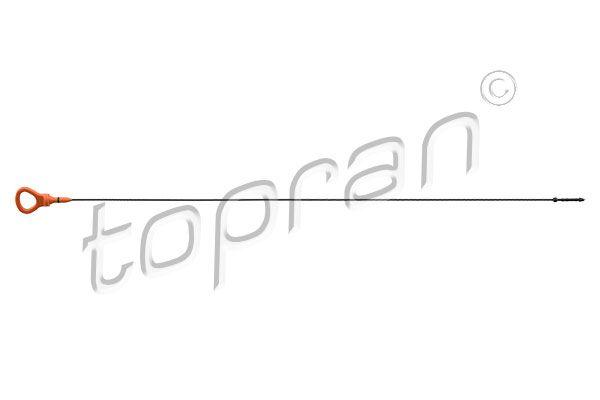 TOPRAN  117 630 Ölpeilstab orange, Kunststoff