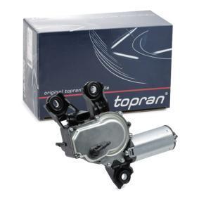 Passat B6 1.4TSI Scheibenwischermotor TOPRAN 117 655 (1.4 TSI Benzin 2008 CAXA)
