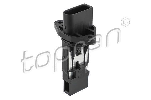 TOPRAN  401 335 Air Mass Sensor Number of Poles: 5-pin connector