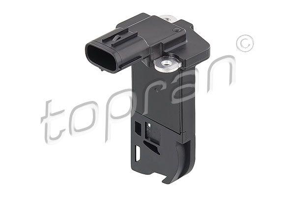 TOPRAN  600 773 Air Mass Sensor Number of Poles: 5-pin connector
