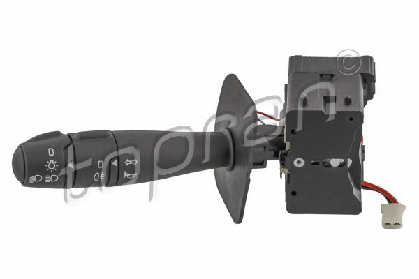 TOPRAN  638 155 Steering Column Switch with high beam function, with horn, with indicator function, with light dimmer function, with rear fog light function, without fog-lamp function