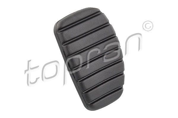 Revestimiento de pedal, pedal de freno TOPRAN 701 930 1321780000011