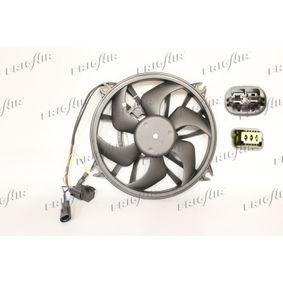 Fan, radiator 0503.2011 407 SW (6E_) 2.0 HDi MY 2009