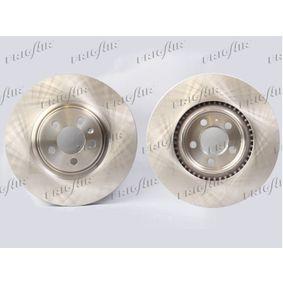Bremsscheibe Bremsscheibendicke: 24mm, Ø: 310mm mit OEM-Nummer 6R0615301B