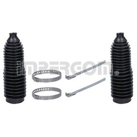 Bellow Set, steering with OEM Number 4D0419831E