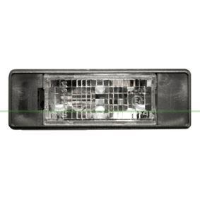 PRASCO  CI3044350 Soportes para matricula