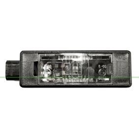 PRASCO  CI3244360 Suporturi plăcuță de înmatriculare