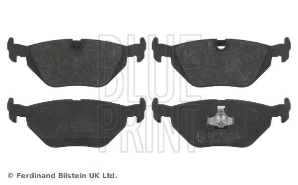 BLUE PRINT  ADB114227 Bremsbelagsatz, Scheibenbremse Breite: 44,8mm, Breite: 44,9mm, Dicke/Stärke 1: 16,3mm