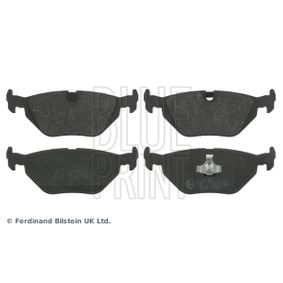 Bremsbelagsatz, Scheibenbremse Breite: 45,0mm, Dicke/Stärke 1: 17mm mit OEM-Nummer SFP 000380