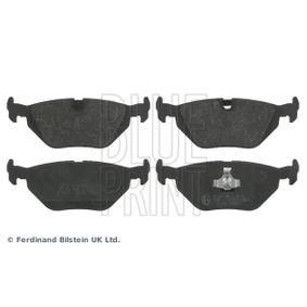 Bremsbelagsatz, Scheibenbremse Breite: 45,0mm, Dicke/Stärke 1: 17mm mit OEM-Nummer 3421 1 162 446