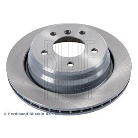 Bremsscheibe Bremsscheibendicke: 20mm, Ø: 298,0mm mit OEM-Nummer 34 211 163 153