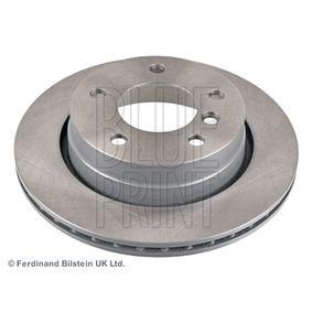 Bremsscheibe Bremsscheibendicke: 19mm, Ø: 276,0mm mit OEM-Nummer 34216864903