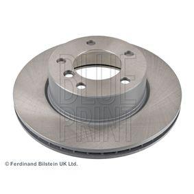 Bremsscheibe Bremsscheibendicke: 22mm, Ø: 284,0mm mit OEM-Nummer 34.11.6.764.629
